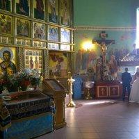 в церкви :: Ivan Kozlov