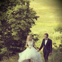 wedding in vintage style :: Halyna Hnativ
