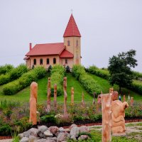 Гора Короля Христа :: Инта