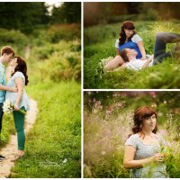 Семейная фотопрогулка :: Элина Курмышева