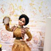 Старинная кукла. :: Елена