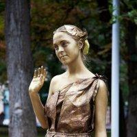 Живые статуи :: Alexander Varykhanov