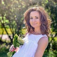 Вика с Атрёмкой) :: Ксения Базарова