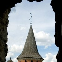 Башня Рожанка. :: Николай Сидаш