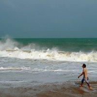 Наедине с океаном. :: Чария Зоя