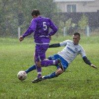 матч состоится в любую погоду :: Василий Либко