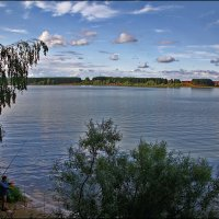 рыбалка :: Дмитрий Анцыферов