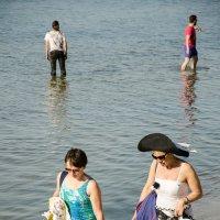 Двое у моря :: Elena Agaeva