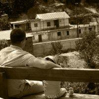 Размышления, медитация, горы, Кипр :: Анастасия Бембак