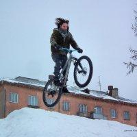 Прыжок :: Дмитрий Ерохин