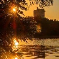 Луч солнца золотой :: Юрий Муханов