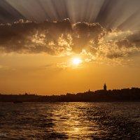 Закат на Босфоре :: Aisylu (Айсылу) Ahmadieva