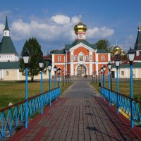 Иверский монастырь :: Анатолий