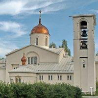 Преображенский собор в Новом Валааме :: Олег Попков