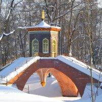 Зимнее ностальжи... :: Tatiana Markova