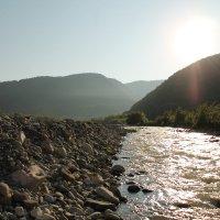 Река Аше. Сектора... :: Андрей Горячев