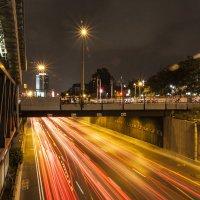 Ночной Тель-Авив :: Oleg Gendelman
