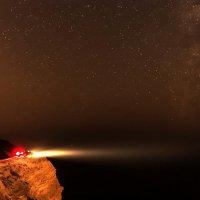 ночной пейзаж :: Алексей Яковлев
