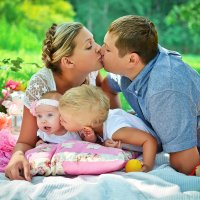 Family :: Ксения Веселова