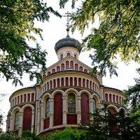 Церковь святого равноапостольного князя Владимира. Марианские Лазни :: Valeriy Somonov