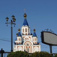 Церковь :: Людмила Мозер