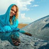 После дождичка на пляже не в четверг но всё-таки :: Артем Нуштаев