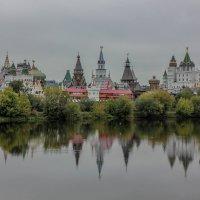 Москва. Измайловский кремль :: Екатерина