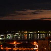 Мурманск. Мост через Кольский залив :: Sergey