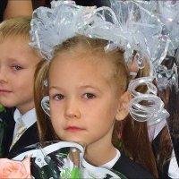 Первый раз в первый класс :: Нина Корешкова