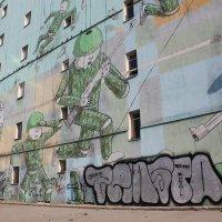 граффити :: Olga