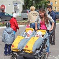 Северодвинск. Праздник мыльных пузырей (4) :: Владимир Шибинский