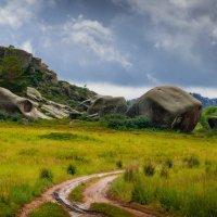 В горах Кент :: Игорь Лариков