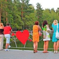Одно сердце на пятерых :: Лидия (naum.lidiya)