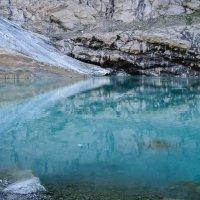 """Олден. Национальный парк  """"Jostedalsbreen"""". Горное озеро. :: Надежда"""