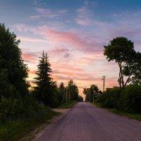 Летний вечер в деревне (продолжение) :: Владимир Демчишин