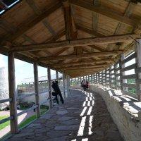 В Изборской крепости :: demyanikita