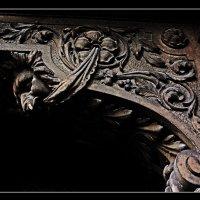 Фрагмент балкона. :: Александр Лейкум