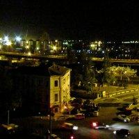 Одесский порт в ночи простерт :: Александр Корчемный