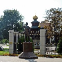 Памятник Левше :: ivolga