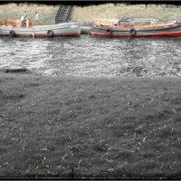 Маленькие большие люди рядом с хрустальными лодками :: Aggel