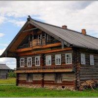 Деревянный дом. :: Vadim WadimS67