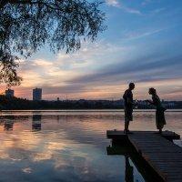 Разборки на закате :: Юрий Муханов