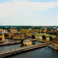 Стокгольм. Швеция :: Анастасия Громова