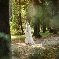 лесная фея.... :: Батик Табуев