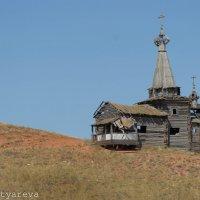 Церковь :: Ирина Дегтярева
