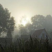 Сентябрь. Утро. Туман. :: Владимир Гилясев