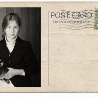 Старая открытка :: Виктория Иванова