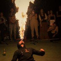 fire show :: Yuriy Puzhalin