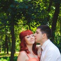 Вика и Андрей :: Svetlana Shumilova