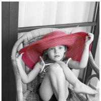 В маминой шляпе :: Елена Герасимова